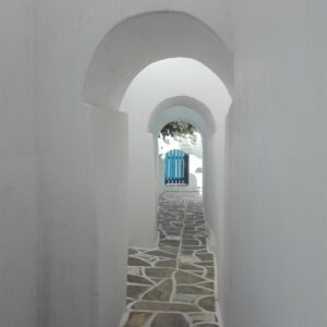 Βόλτα στον παλιό ενοριακό ναό της Μάρπησσας.