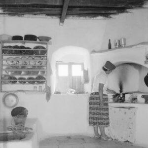 Στην κουζίνα του Αγίου Αντωνίου.