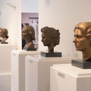 Ο Νικόλαος Περαντινός επέλεξε 192 από τα αντιπροσωπευτικότερα έργα του για να τα δωρίσει στη Μάρπησσα προκειμένου να δημιουργηθεί μουσείο στο όνομά του.