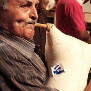 Σαρρής Νικολός (Πιερράκι), φεστιβάλ Διαδρομές στη Μάρπησσα, 2012.